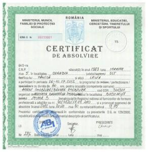 21-23 septembrie – Cursuri oficiale de agent/broker imobiliar