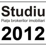 "Participa la studiu! ""Piata brokerilor imobiliari"", editia a II-a"